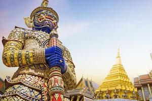 Bangkok – The Royal Grand Place