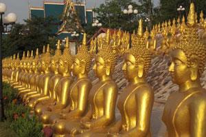 Pakse – The famous Wat Phou