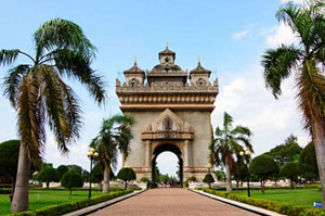 Vientiane – The capital