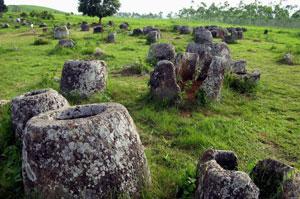 Xiengkhouang – The plain of Jars